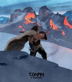 Conan par Robin Recht