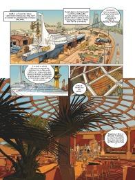 Habana 2150 - tome 1 - Vegas Paraiso - Cailleteau - Heloret - humour - parodie - futur proche - mafieux - p.7