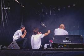 Le 77 @ la Fête de la Musique - Parc du Cinquantenaire 23/06/2018 © ManuGo Photography