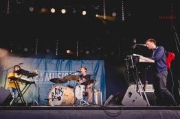 BRNS @ la Fête de la Musique - Parc du Cinquantenaire 23/06/2018 © ManuGo Photography