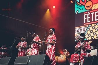 Le Tout-Puissant Orchestre Poly-Rythmo de Cotonou @ La Fête de la Musique - Parc du Cinquantenaire 23/06/2018 © ManuGo Photography