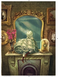 © Benjamin Lacombe aux Éditions Maghen