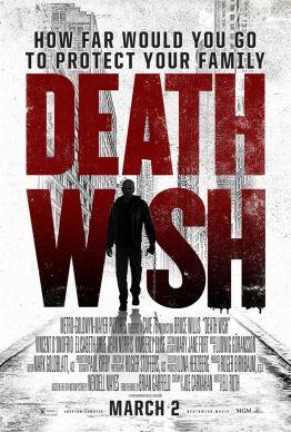 Death Wish - Un justicier dans la ville - eli roth - thriller - bruce Willis - affiche 3