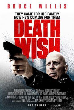 Death Wish - Un justicier dans la ville - eli roth - thriller - bruce Willis - affiche 4