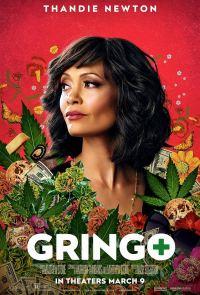 Gringo - Nash Edgerton - diego catano - thandie Newton - affiche