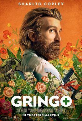 Gringo - Nash Edgerton - Sharlto Copley - affiche