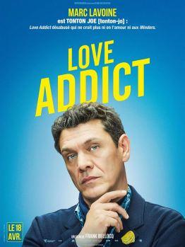 Love Addict - Franck Bellocq - Marc Lavoine - affiche