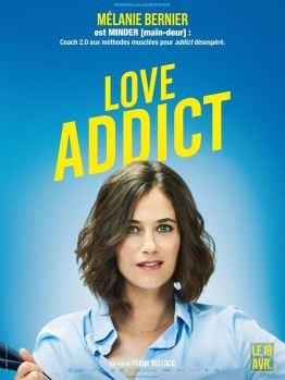 Love Addict - Franck Bellocq - Melanie Bernier - affiche