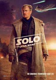Solo - A Star Wars Story - Ron Howard - Woody Harrelson - affiche