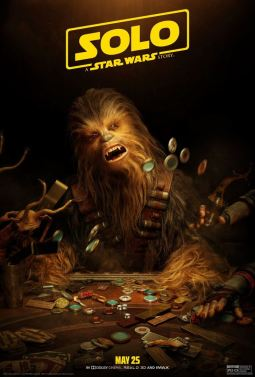 Solo - A Star Wars Story - Ron Howard - Chewbacca - affiche 4