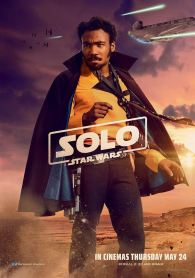 Solo - A Star Wars Story - Ron Howard - Donald Glover - affiche 3