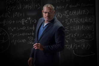 Marvel Studios ANT-MAN AND THE WASP..Dr. Bill Foster (Laurence Fishburne)..Photo: Ben Rothstein..©Marvel Studios 2018