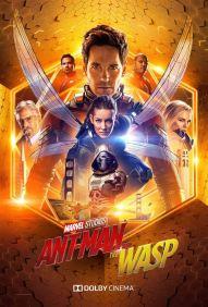 Ant-Man et la guêpe - super-héros - Paul Rudd - Evangeline Lilly - Michael Douglas - Michelle Pfeiffer - Laurence Fishburne - affiche supra-dimension