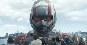 Marvel Studios' ANT-MAN AND THE WASP..Ant-Man/Scott Lang in his Giant-Man form (Paul Rudd)..Photo: Film Frame..©Marvel Studios 2018