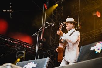 Bai Kamara Jr @ Les Francofolies de Spa 2018 - 21/07/2018 © ManuGo Photography
