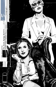 Black Monday Murders - Vo - #4 - Gloire à Mammon - Hickman Jonathan - Tomm Cocker - Michael Garland - thriller - finances - ésotérisme - complot - cover