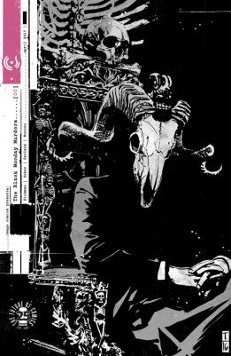 Black Monday Murders - Vo - #5 - Gloire à Mammon - Hickman Jonathan - Tomm Cocker - Michael Garland - thriller - finances - ésotérisme - complot - cover