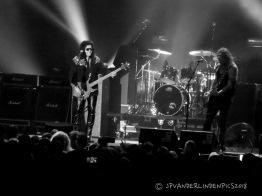 Gene Simmons Band © Jean-Pierre Vanderlinden