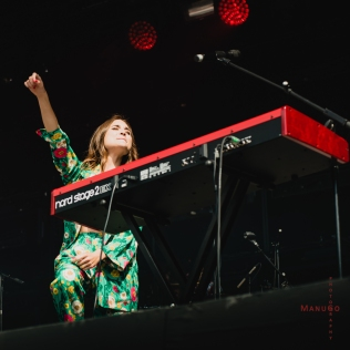 Typh Barrow @ Les Francofolies de Spa 2018 - 21/07/2018 © ManuGo Photography