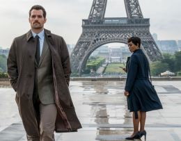 Mission impossible 6 - Fallout - Christopher McQuarrie - henry cavill - Angela Bassett