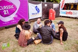 Les festivaliers & le site @ Park Rock Festival 2018 © ManuGo Photography