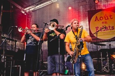 Los Petardos @ Août en Éclats - 25/08/2018 © ManuGo Photography