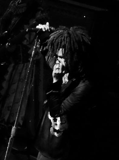 Lenny Kravitz © Jean-Pierre Vanderlinden
