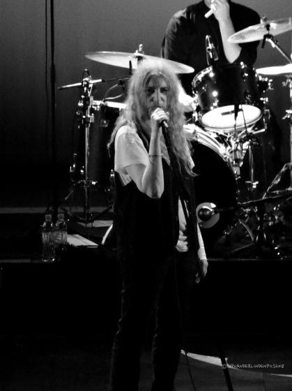 Patti Smith © Jean-Pierre Vanderlinden