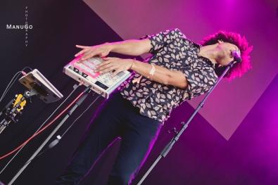 Témé Tan @ Ronquières Festival - 04/08/2018 © ManuGo Photography