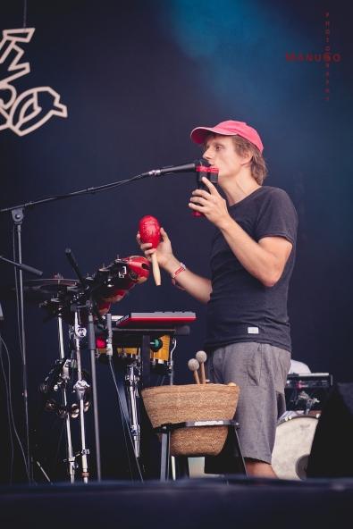 Fùgù Mango @ Ronquières Festival - 04/08/2018 © ManuGo Photography