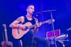 Asaf Avidan @ Ronquières Festival - 04/08/2018 © ManuGo Photography
