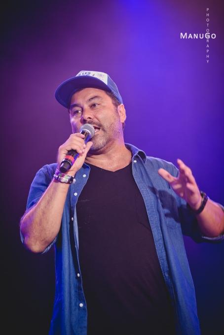 Stéphane Pauwels @ Ronquières Festival - 04/08/2018 © ManuGo Photography