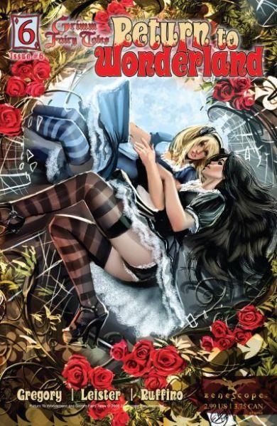 Wonderland - T1 - Retour au pays des merveilles - gore - maléfique - comics - Fraph Zeppelin - Gregory - Leister - Bonk - Rio - Ruffino - Mason - #6