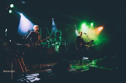 LYS & Steve Hewitt @ Zik-Zak - 21/09/2018 © ManuGo Photography