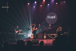 F.L.O.Y.D. Belgian Tribute Band @ Rock Oasis Festival Day I - Espace Toots 31/08/2018 © ManuGo Photography