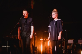 Hooverphonic @ D6bels On Stage - 06/11/2018 © ManuGo Photography