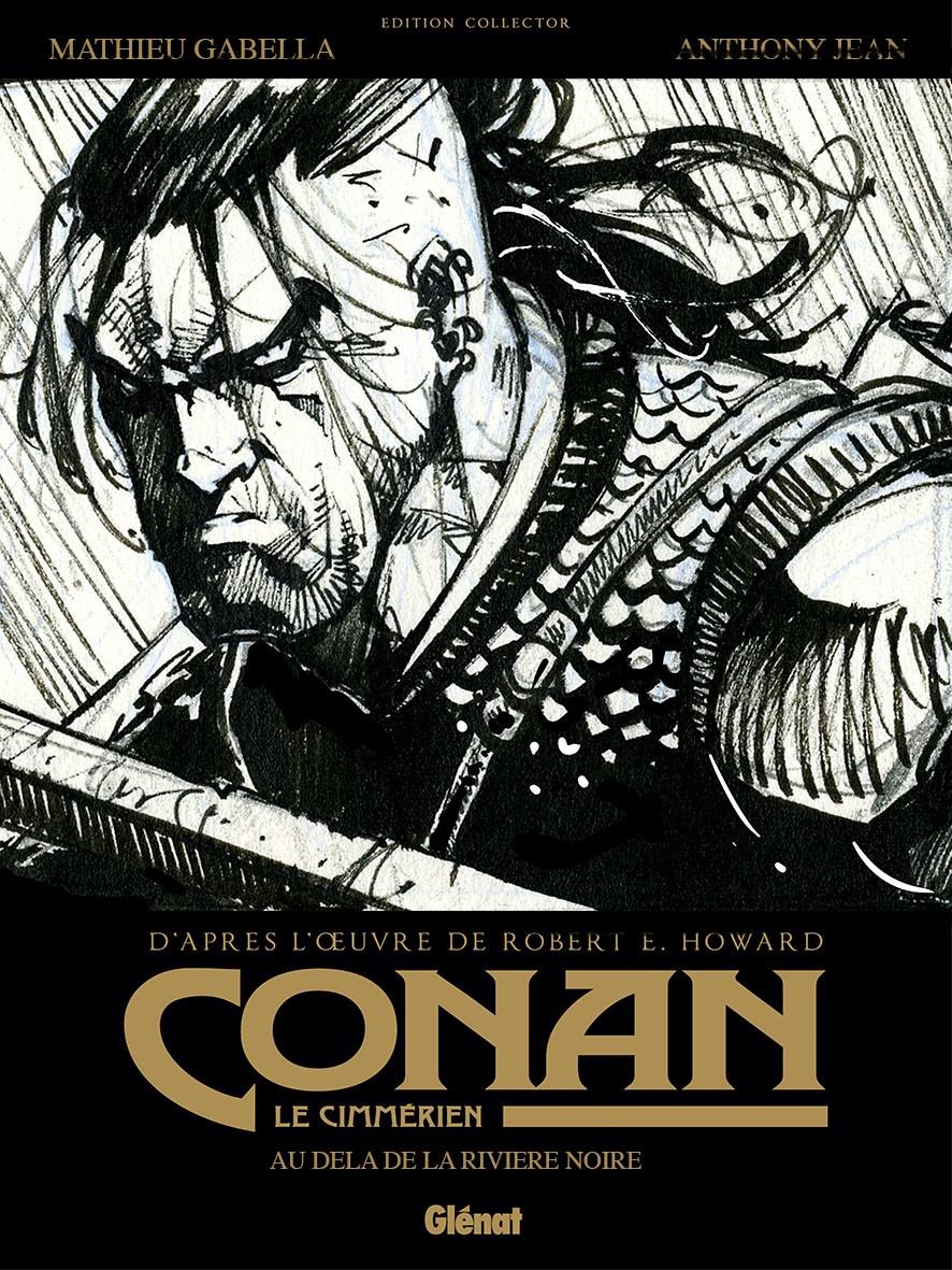 Conan Tome 3 Au Dela De La Riviere Noire Robert E Howard
