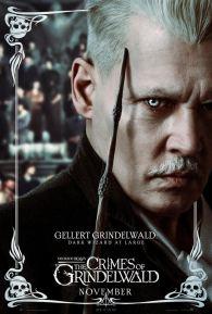 fantastic beasts and how to catch them - Les animaux fantastiques 2 - Les crimes de Grindelwald - paris - Grindelwald - Johnny Depp