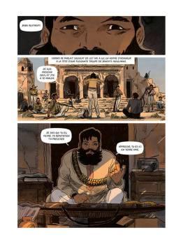 Phoolan Devi - Reine des bandits - Claire Fauvel - inde - destin femme - chef